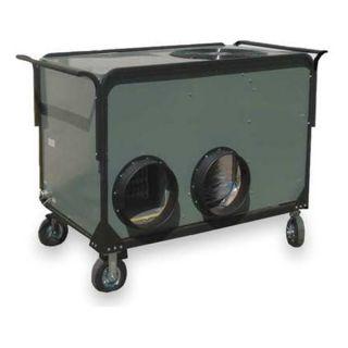 Fsi F DI35HP0100CM 3 1/2 Ton Portable Heat Pump, 43500 Btu