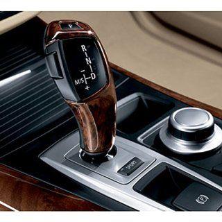 BMW Wood Selector   Burr Walnut   X5 SAV 2007 2012