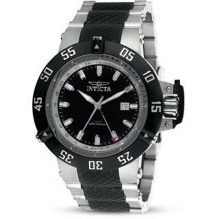 Invicta Mens Signature Sub Aqua Stainless Steel Watch
