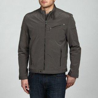 Calvin Klein Mens Lightweight Moto Jacket