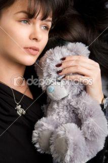 Sad girl  Stock Photo © Kirill Vorobyev #1284083