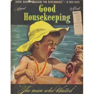 1940 Good Housekeeping August   Mad Dogs; Sleepwalking