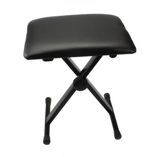 Adjustable Folding Piano Bench Stool Seat