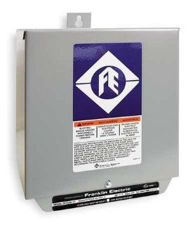 FRANKLIN 2823028310 Control Box, 3HP, 230V, 1Phase