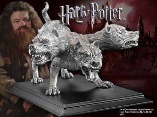 Harry Potter Fluffy Hagrids Three Headed Dog Statue Toys