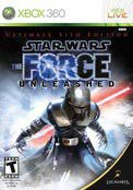 Xbox 360   Star Wars: The Force Unleashed    Ultimate Sith Edition