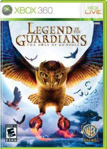 Xbox 360   Legend of the Guardians The Owls of Ga`Hoole