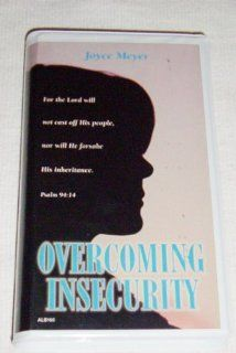 Overcoming Insecurity: Joyce Meyer: Books