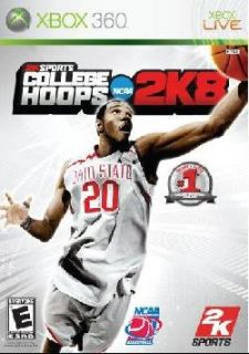 Xbox 360   College Hoops 2K8