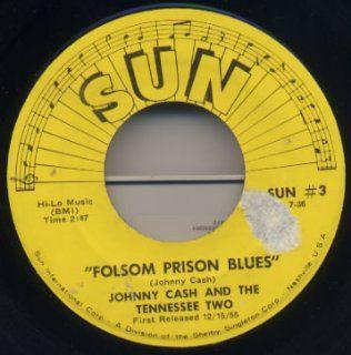 lonesome/ folsom prison blues SUN 232 (45 single vinyl record): Music