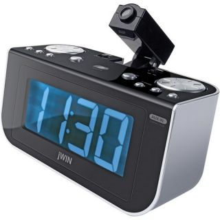 jWIN JL360 Projection Clock Radio