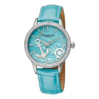 Stuhrling Original Womens Verona Del Mar Swiss Quartz Watch