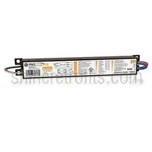 General Electric Proline GE 232 MV L 2 Lamp T8 Fluorescent Low Factor