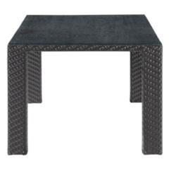 Ashland Indoor/ Outdoor Glass top Table