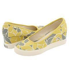 Roxy Mackenzie Yellow/Grey