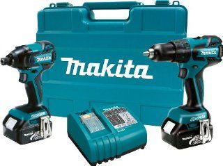 Makita LXT239 18 Volt LXT Lithium Ion Brushless Cordless 2 Piece Combo