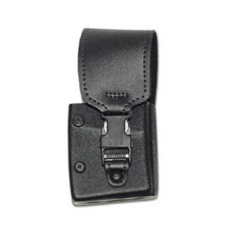 Safariland 772 Single Mag. Pouch w/Flap, Tac Black, LH, H