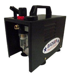 Badger Air Brush Co. Air Star V T909 Compressor Arts