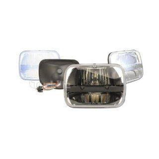 Truck Lite 27450C 5 x 7 Rectangular LED Headlamp, Complex