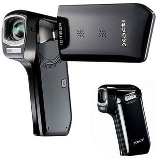 Sanyo VPC CG10 HD Flash Memory Camcorder