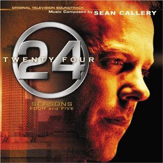 24 Seasons 4 & 5 [Original Television Soundtrack] Sean