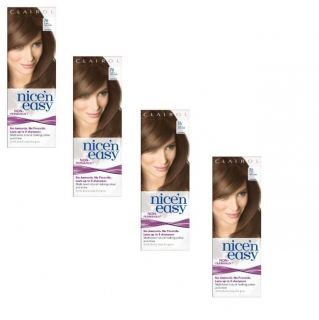 Clairol Nice n Easy #76 Light Golden Brown Hair Color (Pack of 4