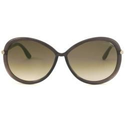 Tom Ford Womens TF0162 Clothilde Rectangular Sunglasses