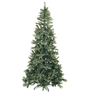 Decorative Medium Blue Spruce Christmas Tree (6.5 Feet Tall
