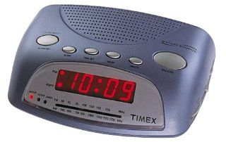 Timex T234L Nature Sounds Alarm Clock Radio (Blue