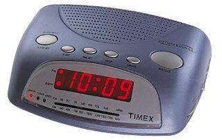 Timex T234L Nature Sounds Alarm Clock Radio (Blue
