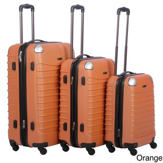 Travel Concepts by Heys Lustro Lite 3 piece Hardside Spinner Luggage