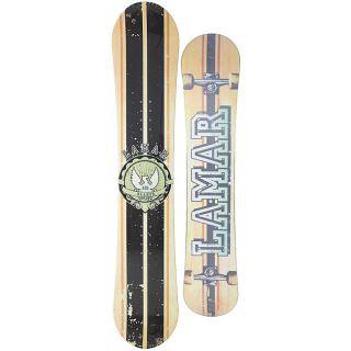 Lamar Mens Blazer Skate inspired 163 cm Directional Snowboard