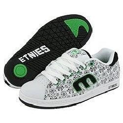 Etnies Callicut White/Green/Black