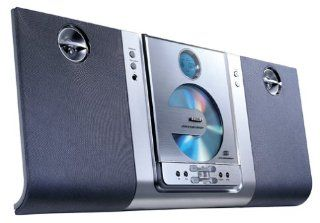 Philips MC235 Thin Stereo Microsystem Electronics
