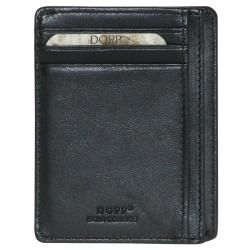 Dopp Mens Regatta Front Pocket Getaway Credit Card Holder