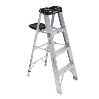 374 300 lb Step Ladder
