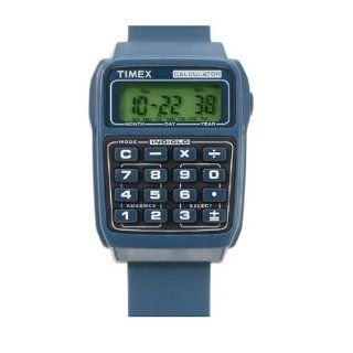 Timex Unisex Calculator Watch T2N236 Watches