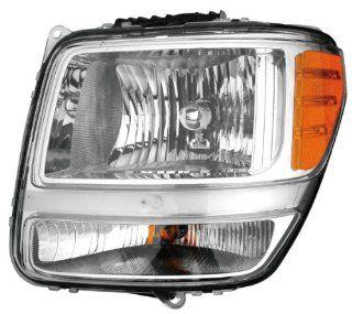 Eagle Eyes CS243 B001L Dodge Driver Side Head Lamp
