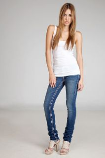 True Religion  Julie Super T Del Mar Jeans for women