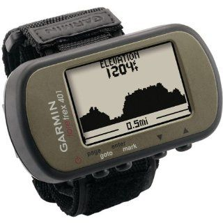 GARMIN 010 00777 00 FORETREX 401 PORTABLE GPS SYSTEM