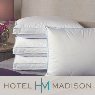 Hotel Madison Premium Support Feather/ Down Pillows (Set of 4