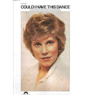 Music 1980 Could I Have This Dance Anne Murray 237