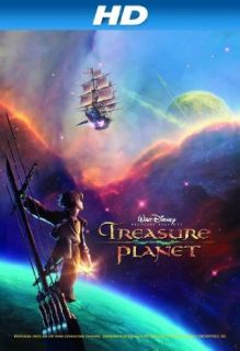 Treasure Planet [HD]: John Musker, Ron Clements, Roy Conli