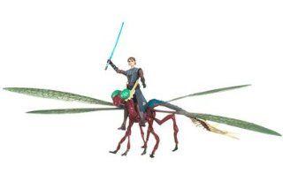 Anakin Skywalker & Can Cell Star Wars Clone Wars Vehicle