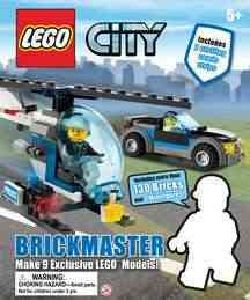 Lego City Brickmaster (Novelty book) Today $23.80