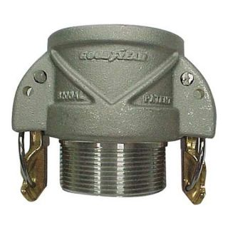 Goodyear Engineered Products 20139581 Female Coupler, Male NPT, 3 In, Aluminum