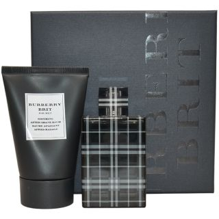 Burberry Brit Mens 2 piece Gift Set