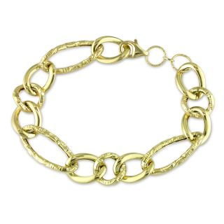 Miadora 18k Yellow Gold Link Bracelet MSRP $2,237.76 Today $948.99