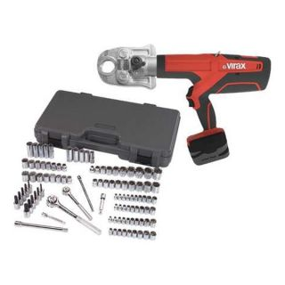 Stanley Virax phil1 Pressing Machine Kit with Socket Set