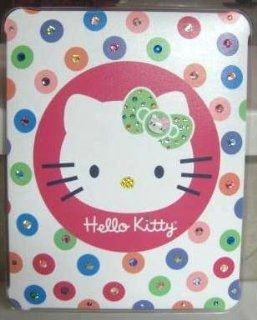 Hello Kitty Ipad Case Swarovski Crystal 3 d Bling Ipad